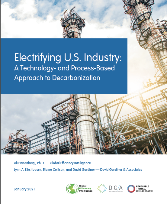 Electrifying U.S. Industry: A Technology- and Process-Based Approach to Decarbonization
